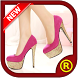 Women Footwear Fashion new by RoziSasih Developer
