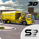 City Truck Recycle Simulation by Smashing Geeks