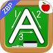 123s ABC Kids Handwriting Game by TeachersParadise: Learning games for kids & adults