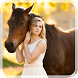 Angel And Horse LiveWallpaper by kimvan