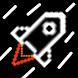 Pixel Rocket by Blue Helium