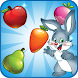 Sweet Fruit Bunny by GaMewa