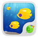 Under the Sea Keyboard Theme by GO Keyboard Dev Team
