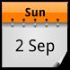Current Date Widget by Nativnux