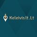 Klaipėda-Vilnius: KeleivisLT by Keleivislt