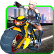 Moto racing in zombie city. Save the girl by 3D Games for you