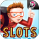 Sky Diving Slots by Pink Zebra Games