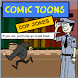 Comic Toons: Cop Jokes by Apptyze