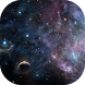 Galaxy live wallpaper