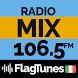 Radio Mix 106.5 FM FlagTunes MX