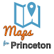 Maps for Princeton by Bin Chan
