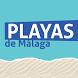 Playas de Málaga by Ayuntamiento de Malaga