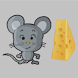 Moving Cheese -eat many cheese by cranberrygame
