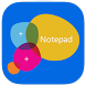 Notepad by Fusion Appsoft