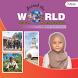 Around The World 8 by Vardhman books