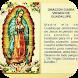 Oracion a virgen de Guadalupe