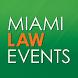Miami Law Events