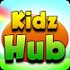 Kidz Hub : All-in-One Preschool Games for Kids