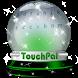 Kite strings TouchPal Theme by Keyboard Emoji Themes