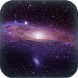 Milky Way Galaxy Live Wallpap by Cantora Design