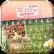 Cute Kitty Keyboard by Apperitive Studio Apps