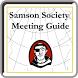 Samson Society Meeting Guide by Thinkfarm Interactive