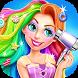 Long Hair Princess Candy Salon by Bear Hug Media Inc