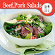 Beef and Pork Salads Recipes by MyRecipes