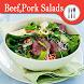 Beef and Pork Salads Recipes by MyRecipes