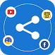 Share All : Transfer Files and share anything by Soft Droid