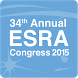ESRA 2015 by Mobile Event Guide powered by esanum GmbH