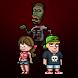 Pixel Zombie Runner Jump by ArticNet 合同会社