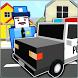 Blocky Police Car Simulator 3D by MegaByte Studios - 3D Shooting & Simulation Games