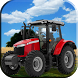 Drive Heavy Tractor Farming Simulator 3D Harvester by Forge Studio