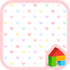 Heart dodol launcher theme by iConnect
