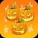 Halloween Pumpkins Pop by Mustafa Demir