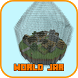 World in a Jar PE MPCE Map by KoraMaps