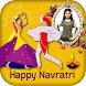 Navratri GIF Photo Frame : Navratri Photo Editor by Mountain Pixels