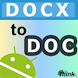Docx to Doc (Word 97 - 2003) by ThinkTI.com.br