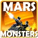Mars Monsters Alien FPS Shooter 3D by Icarus Game King