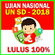 Soal UN SD 2018 - Ujian Nasional (UNBK) by CreativeDeveloper12