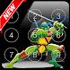 Ninja Turtles Keypad Look Screen & HD wallpapers by Alex devlopper