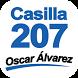 Oscar Álvarez by PApp