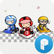 Racing Game Launcher Theme by SK techx