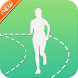 Easy Fitness Pedometer & Step Counter-Step Tracker by Novel Apps and Games
