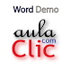 Curso Word 2007. Demo by aulaClic S.L.