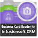Free Business Card Reader for Infusionsoft CRM