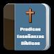 Predicas y Enseñanzas Bíblicas by Estudios bíblicos, devocionales y Teología