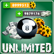 cheats for 8 ball pool prank by solubiggd