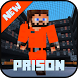 Prison Escape maps for Minecraft PE by Applications for the best